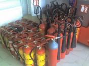 СИВ 90 - Продукти - Пожарогасители